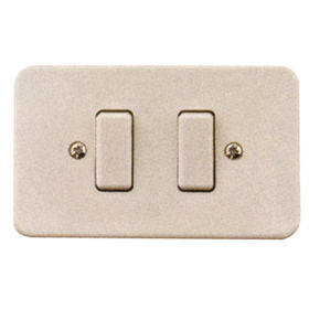 Two-gang One-way Switches Manufacturer