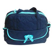 Durable canvas Diaper bag from China (mainland)