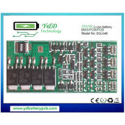PCB/PCM/BMS for 3Cell Series 12V Li-ion battery pack of power tools ...