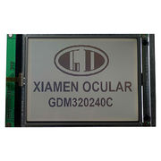 320 x 240 Dots Graphic LCD Display, Used in Medical Equipment from Xiamen Ocular Optics Co. Ltd
