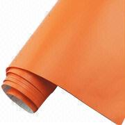 China Matte Wrap Film for Car Wrapping, 12 Colors are Available, ISO/CE/SGS Certified, 1.52 x 30m Best