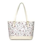 Designer Fashion PU Leather Women Handbag from China (mainland)