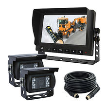 Car rearview system with IP69K waterproof+Anti-fog function for Traffic Surveillance Systems