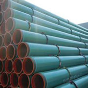3PE coated steel pipe Manufacturer
