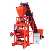 Manual Concrete Hollow Block Machine from China (mainland)