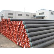 API DN 125 Anti-corrosion Insulation Steel Pipes Manufacturer
