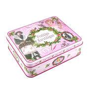 Biscuit tin box from Hong Kong SAR