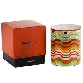 New stripe design scented candles from China (mainland)