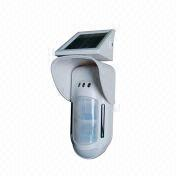 Wireless Solar Motion Detector from China (mainland)