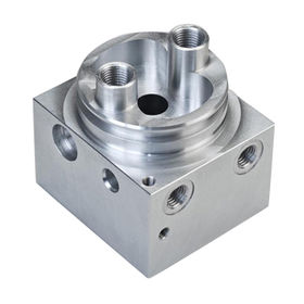 Custom CNC milling parts, from China manufacturer ISO 9001 passed