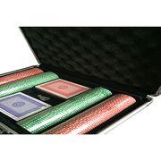 Poker Pattern Chip Set Manufacturer