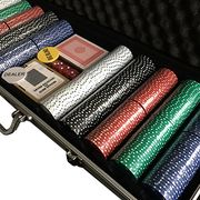 Poker Chips Set from China (mainland)