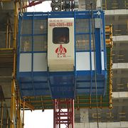 Construction material elevator from China (mainland)