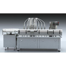 China Automatic Liquid Filling Machine