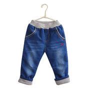 Boys' denim pants from China (mainland)