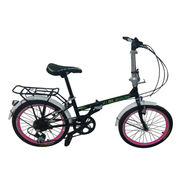 Non-electric Folding Bikes from China (mainland)