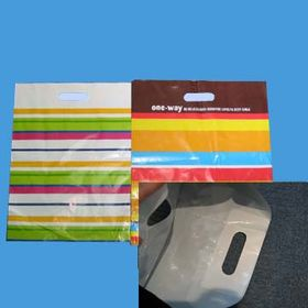 Die-cut Handle Bags with Reinforced Glue Patch from Everfaith International (Shanghai) Co. Ltd