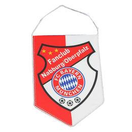 China 14x21cm Screen Printing Fan Club Banner