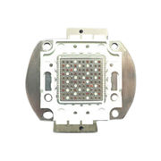 100W High Power Grow LED Chip, Blue:Red, Epileds + Bridgelux Chips, 660:460nm