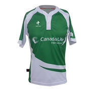 customized sublimated rugby jersey from China (mainland)