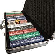 11.5g 500pcs Dice Pattern Poker Chips Set Manufacturer