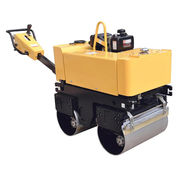 Single Vibratory Road Roller Manufacturer