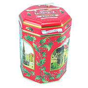 Musical Candy Tin Can from Hong Kong SAR