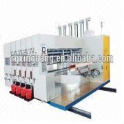 HL-A Carton box Full Automatic Adsorption Printing Slotting