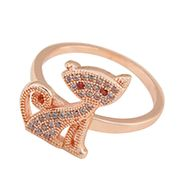 Cat ladies' gift rings from China (mainland)
