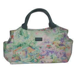 Canvas shoulder/tote bag from China (mainland)