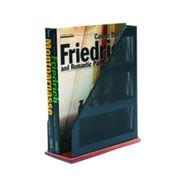 Fashion wooden metal magazine holder from China (mainland)