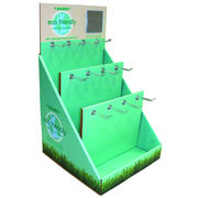 Cardboard POP displays counters Manufacturer