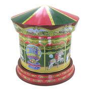 Tin Box from Hong Kong SAR