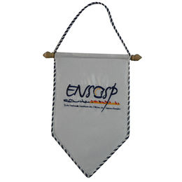 Embroidered pennant Manufacturer