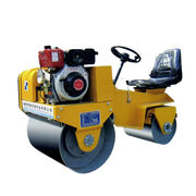 Single vibratory road roller Manufacturer