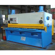 hydraulic guillotine shearing machine from China (mainland)