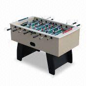China 5 Feet Soccer Game Table With Ball Bearings And A Grips