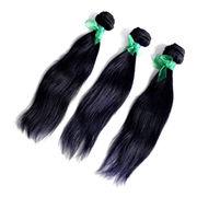 Philippines Natural Straight 100% human hair ex from China (mainland)