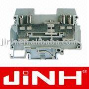 URTK/S terminal block Test type terminal's movable metal piece which