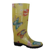 Women's PVC gumboots lining socks from China (mainland)