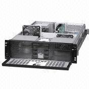 E365 3U eATX Enterprise Server Chassis from Taiwan