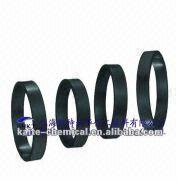 Graphite rings used for aluminium billet casting molds,with