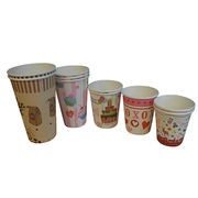 Disposable paper cup from China (mainland)