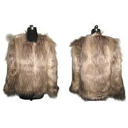 Women's fake fur jacket from China (mainland)