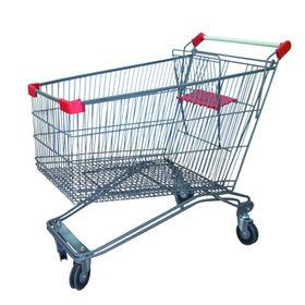 Supermarket metal carts from China (mainland)