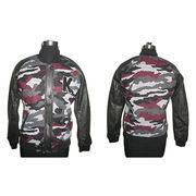 Women's softshell jackets, camo desgin