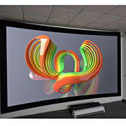 "China 100"" Fixed Curved Screen"
