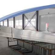 Hot-dipped galvanized square tubes from China (mainland)