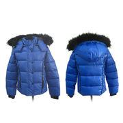 Girl's winter jacket from China (mainland)