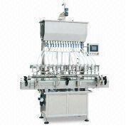 Automatic Liquid Filling Machine with 0.5 to 0.7mPa Air Pressure and 0.5kW Total Power